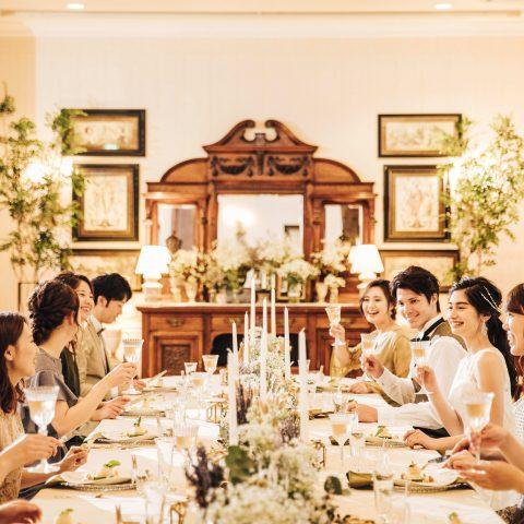 人気急上昇⤴⤴【少人数婚なら】挙式×写真×会食のシンプルプラン相談会