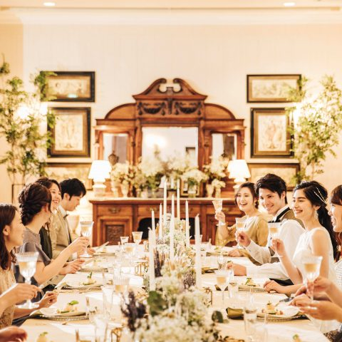 【40名迄の専用一軒家を貸切】少人数限定PLANで叶う結婚式相談会